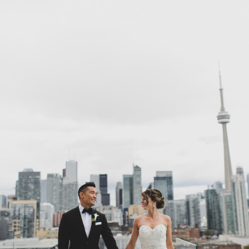 COURTNEY & BRAD | CONTEMPORARY CHIC